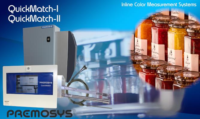 QuickMatch Inline Farbmesssystem